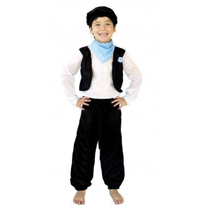 Disfraz De Gaucho Talle 1