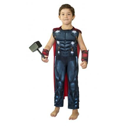 Disfraz  Premium Thor C/musculo- T1