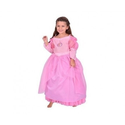 Disfraz La Sirenita Vestido Fashion T:0 New Toys
