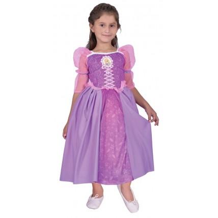 Disfraz Rapunzel Clásica - Talle 2