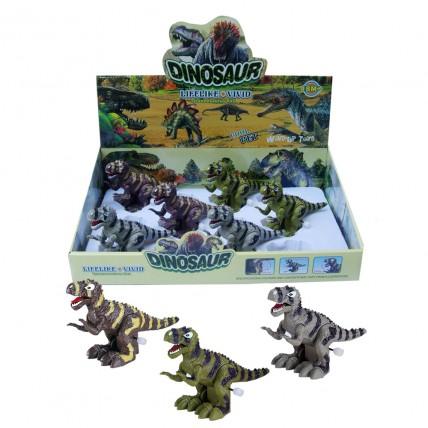 Dinosaurio A Cuerda