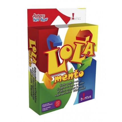 Juego De Cartas Lola Mento