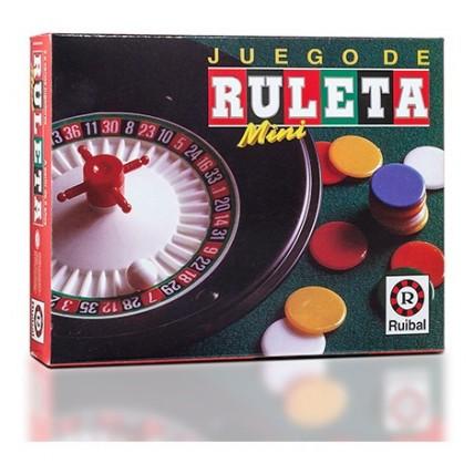 Juego De Mesa - Ruleta Mini - Ruibal Clásicos