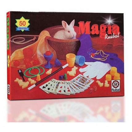 Magia Ruibal - 50 Trucos - Juego De Mesa
