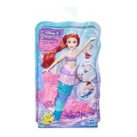 Muñeca Disney Princesa Ariel Magia Multicolor