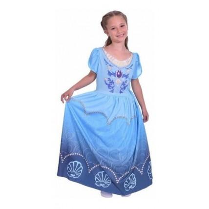 Disfraz Princesa Sofia Turquesa