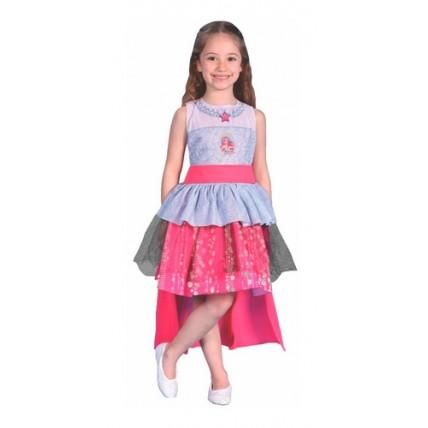 Disfraz Barbie Rock N Royals  T:2