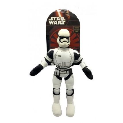 Muñeco Soft Star Wars Blanco Stormtrooper T:8
