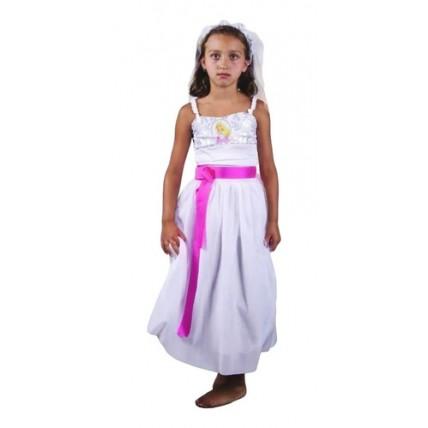 Disfraz Barbie Novia I Can Be - Talle 0