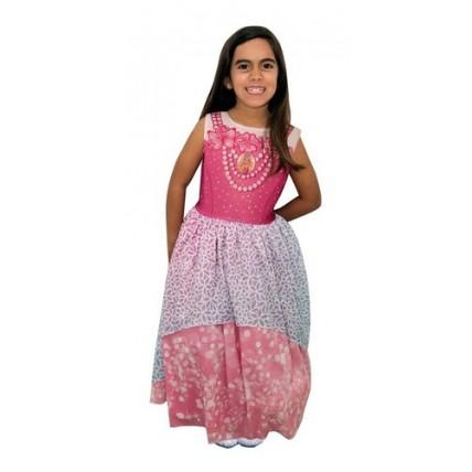 Disfraz Barbie Dreamtopia Rosa