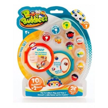Coleccionable Bbuddieez Kit X 10
