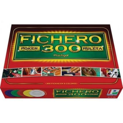 Fichero De Poker /ruleta  * 300 * - Juegos De Mesa