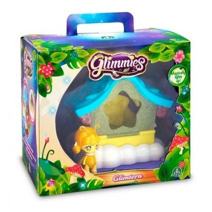 Casa Con Mini Muñeca Con Luz-glimmies