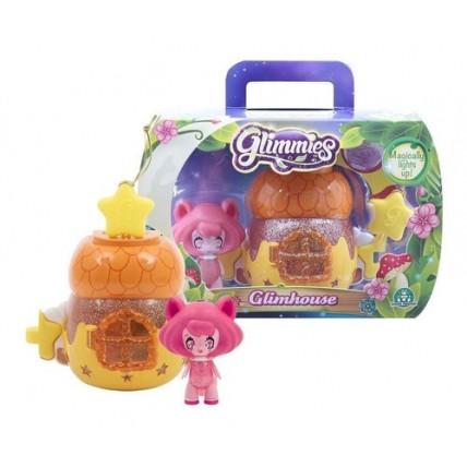 Casa Con Mini Muñeca-glimmies