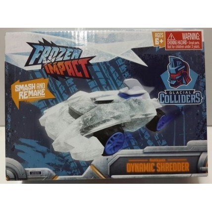Frozen Impact - Auto Hielo Rockie