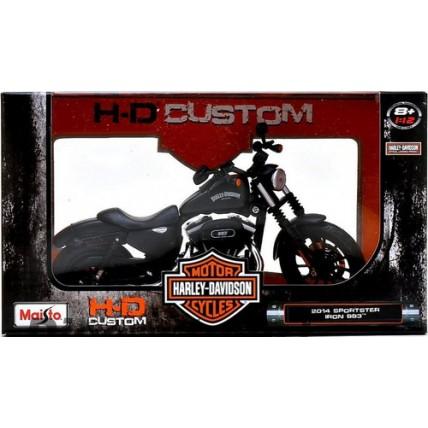 Moto De Colección Harley-davidson Motos - Surtidas