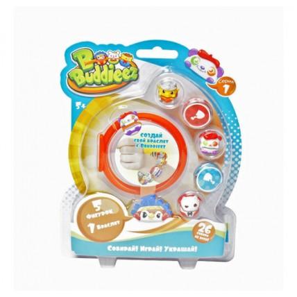 Bbuddieez Kit X 5 - Kit - Juegos Y Juguetes