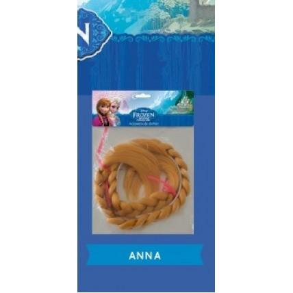Accesorio Pelo Frozen Anna