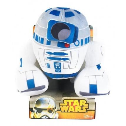 Peluche R2-d2 25cm En Caja Star Wars