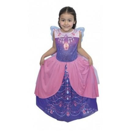 Disfraz Barbie Mariposa Violeta  T:1