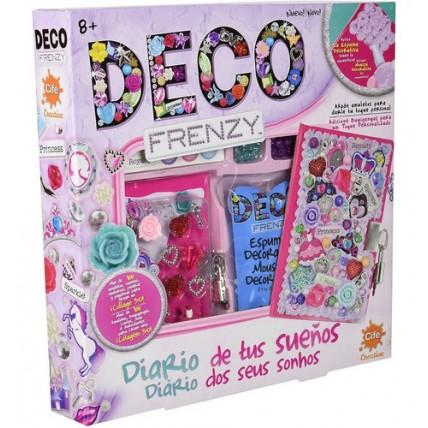 Deco Frenzy - Decorá Con Accesorios Y Espuma Decorativa