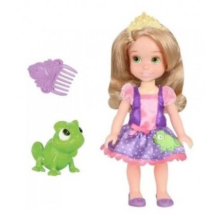 Muñeca Princesa Con Mascota 2  Modelos