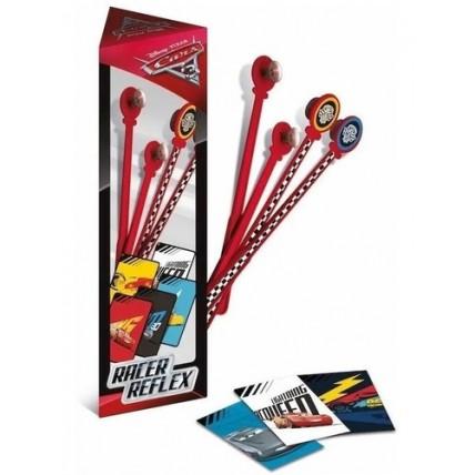 Cars Racer Reflex - Juego De Mesa - Cartas