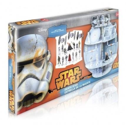 Nave La Estrella De La Muerte Para Armar Disney Star Wars