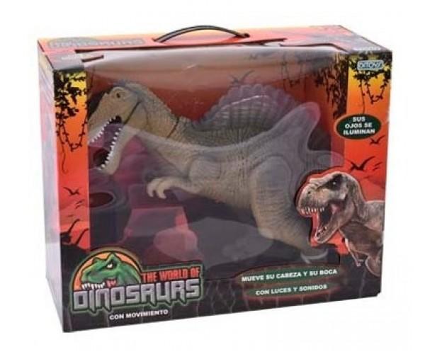 Figura Dinosaurio - The World Of Dinosaurs Ditoys.