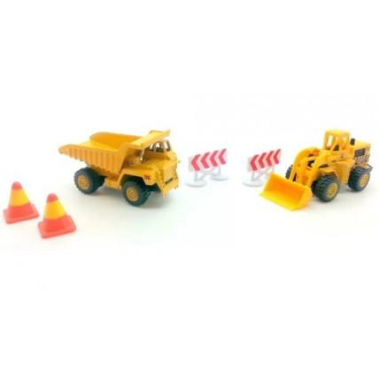 Camión De Construcción - Teamsterz