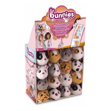Peluche Bunnies - Conejos Con Orejas Imantadas