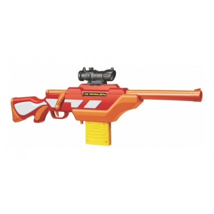 Arma The Walking Dead - Rifle W/clip & 8 Ultra Tek Darts