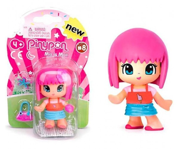 Pinypon  Figuras Serie 8 - X 1