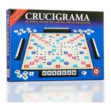 Crucigrama - Ruibal - Juego de mesa