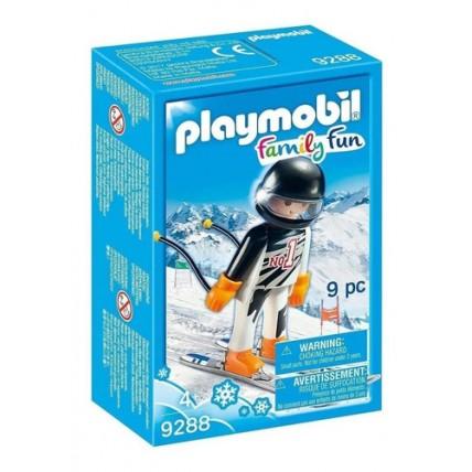 Atleta Esquiador- Playmobil