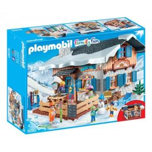 Cabaña De Esqui- Playmobil