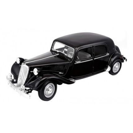 Auto De Coleccion 1952 Citroen 15cv 6 Cyl  Escala 1/18