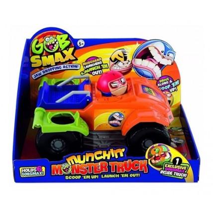 Auto Monster Truck- Gobsmax