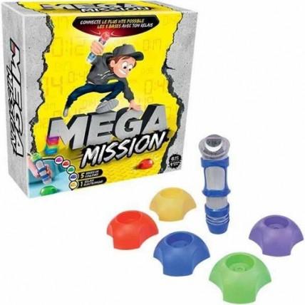 5 Postas De Carrera - Mega Mission - Juego De Mesa