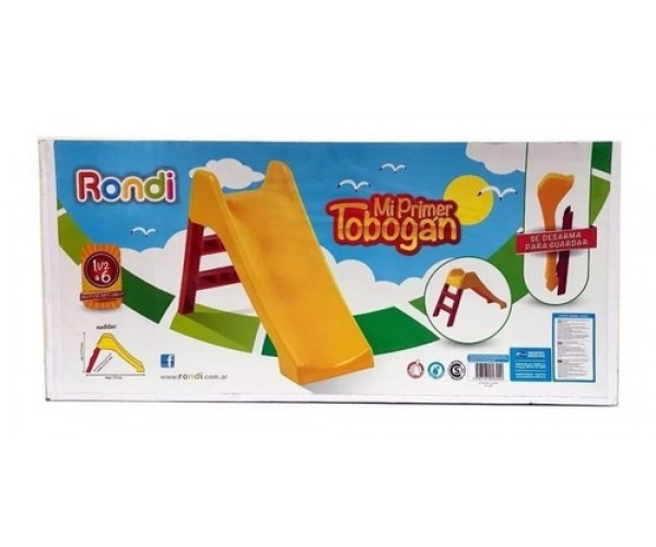 Tobogan  3 Escalones - Rondi