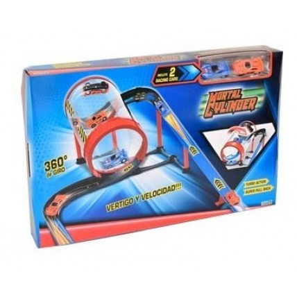 Mortal Cylinder Tracking Racing