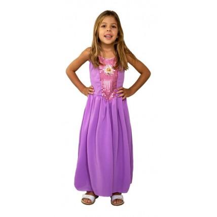 Disfraz Economico Rapunzel