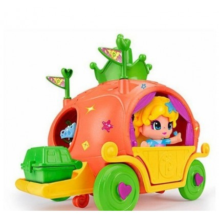 Pinypon Carruaje De Princesa Con Figura Y Accs