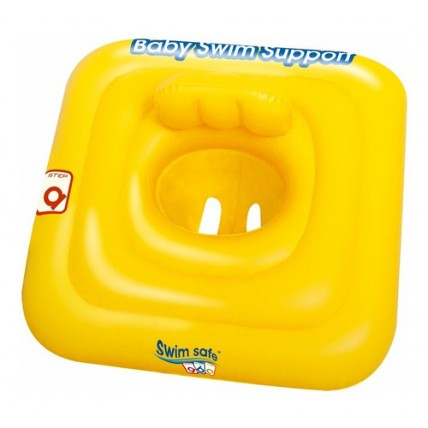 Silla Acuatica Baby Inflable 69cm X 69cm