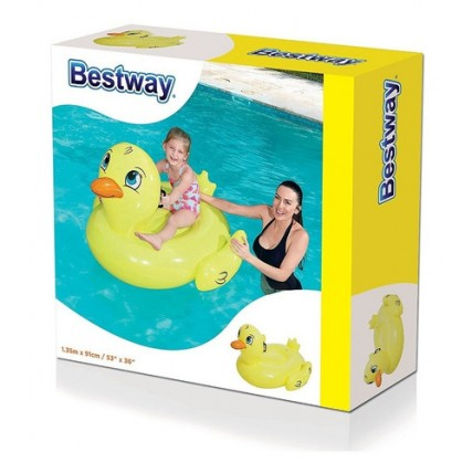 Colchoneta Pato Chico Inflable Bestway