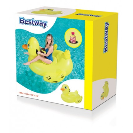 Pato Inflable Bestwey -  1.88m X 1.27m