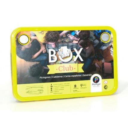 Box Club - Juegos De Mesa