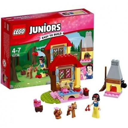 Lego - Cabaña De Blancanieves En El Bosque