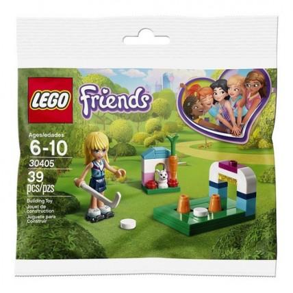 Lego - Entrenamiento De Hockey De Stephanie