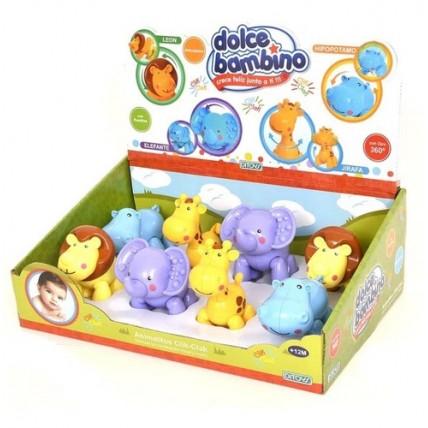 Dolce Bambino Animalitos Click Click - Juegos Y Juguetes Dit